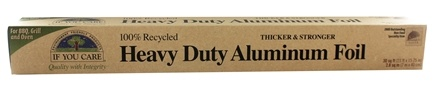 If You Care - 100% Recycled Heavy Duty Aluminum Foil - 30 ft.