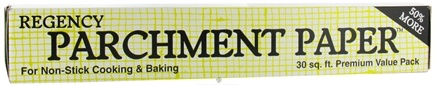 DROPPED: Regency - Non-Stick Parchment Paper for Cooking & Baking - 30 ft. CLEARANCE PRICED