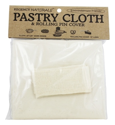Regency - Pastry Cloth & Rolling Pin Cover