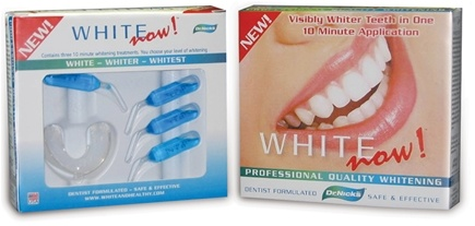 DROPPED: Dr. Nick's - White Now Professional Quality Whitening - 3 Pack(s) CLEARANCE PRICED