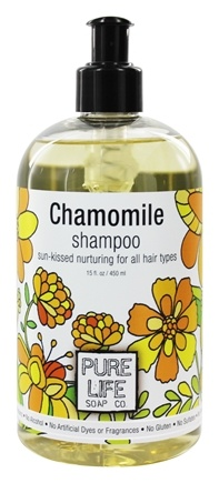 Pure Life Soap Co. - Shampoo Chamomile - 15 oz.
