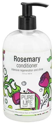 DROPPED: Pure Life Soap Co. - Conditioner Rosemary - 15 oz. CLEARANCE PRICED