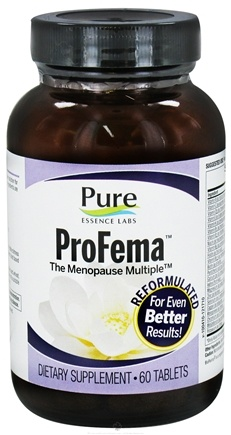 DROPPED: Pure Essence Labs - ProFema The Menopause Multiple - 60 Tablets
