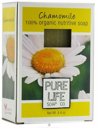 DROPPED: Pure Life Soap Co. - Bar Soap Chamomile - 4.4 oz. CLEARANCE PRICED