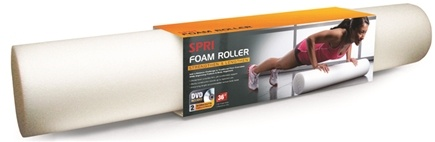"""DROPPED: SPRI - Foam Roller Full Round - 36"""" X 6"""" - CLEARANCE PRICED"""