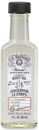DROPPED: JR Watkins - Natural Apothecary Body Oil Lavender - 2 oz. CLEARANCE PRICED