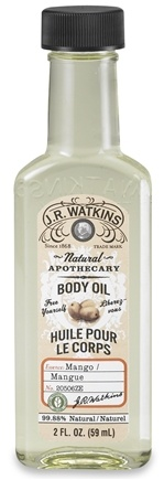 DROPPED: JR Watkins - Natural Apothecary Body Oil Mango - 2 oz. CLEARANCE PRICED