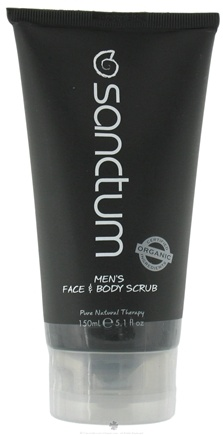 DROPPED: Sanctum - Men's Face & Body Scrub - 5.1 oz.