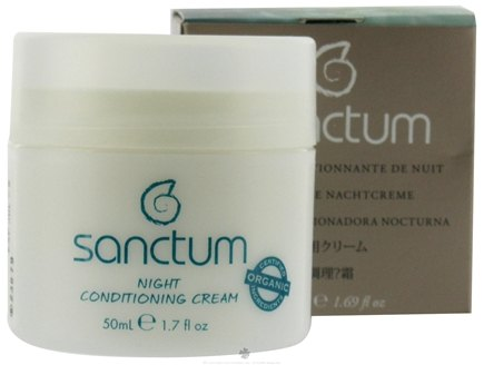 DROPPED: Sanctum - Night Conditioning Cream - 1.69 oz.