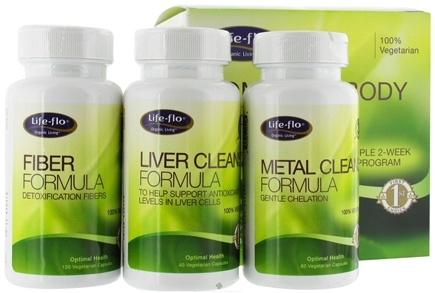 DROPPED: Life-Flo - Complete Body Cleanse Kit 2 Week Program - CLEARANCE PRICED