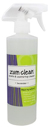 Indigo Wild - Zum Clean Granite and Countertop Cleaner Lavender - 16 oz.