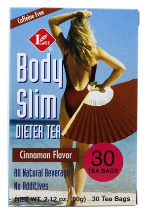Uncle Lee's Tea - Body Slim Dieter Tea Cinnamon Flavor - 30 Tea Bags