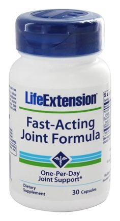 Life Extension - Fast Acting Joint Formula - 30 Capsules