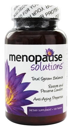Pure Solutions - Menopause Solutions Deer Velvet Antler Extract - 120 Tablets