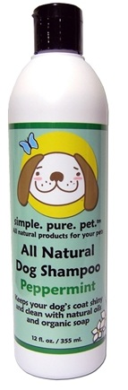 DROPPED: Seaside Naturals - All Natural Dog Shampoo Peppermint - 12 oz.