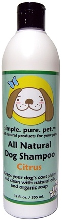 DROPPED: Seaside Naturals - All Natural Dog Shampoo Citrus - 12 oz.