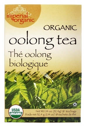 Uncle Lee's Tea - Imperial Organic Oolong Tea - 18 Tea Bags