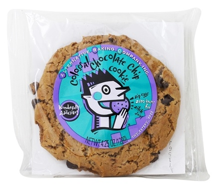 Alternative Baking Company - Colossal Chocolate Chip Cookie - 4.25 oz.