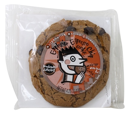 Alternative Baking Company - Explosive Espresso Chip Cookie - 4.25 oz.