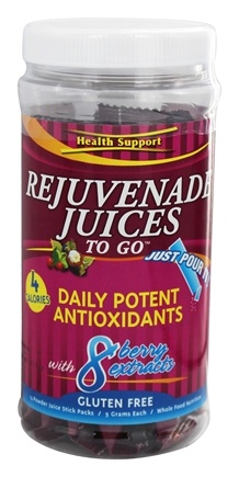 DROPPED: Health Support - Rejuvenade Juices To Go - 14 Packet(s)