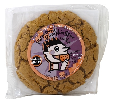 Alternative Baking Company - Phenomenal Pumpkin Spice Cookie - 4.25 oz.