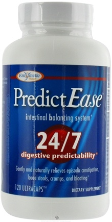 DROPPED: Enzymatic Therapy - PredictEase Intestinal Balancing System - 120 Ultracap(s)