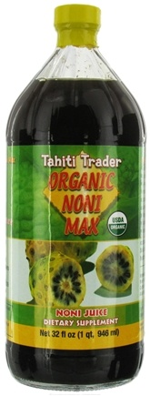 DROPPED: Tahiti Trader - Organic Noni Juice - 32 oz. (formerly Max Noni)