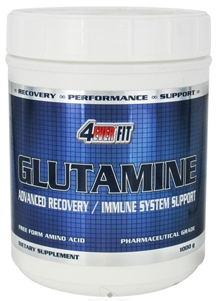 DROPPED: 4Ever Fit - Glutamine Advanced Recovery Immune System Support - 1000 Grams