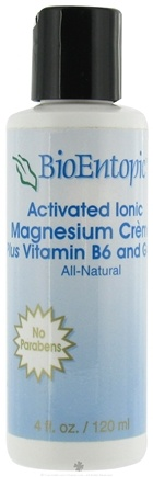 DROPPED: BioEntopic - Activated Ionic Magnesium Creme - 4 oz.