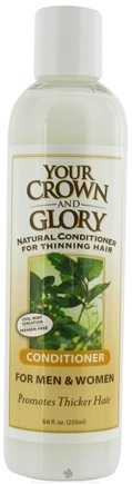 DROPPED: Your Crown and Glory - Conditioner For Men & Women - 8.6 oz.