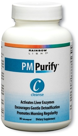DROPPED: Rainbow Light - PM Purify - 90 Vegetarian Capsules CLEARANCE PRICED