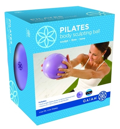 DROPPED: Gaiam - Pilates Body Sculpting Kit - CLEARANCE PRICED