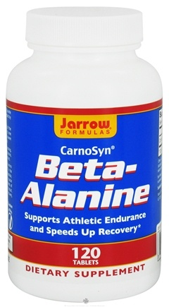 DROPPED: Jarrow Formulas - Beta-Alanine - 120 Tablets CLEARANCE PRICED