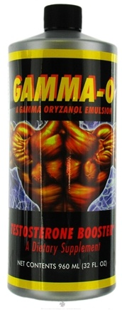 DROPPED: Gamma-Labs - Gamma-O Testosterone Booster for Athletes - 32 oz. CLEARANCE PRICED