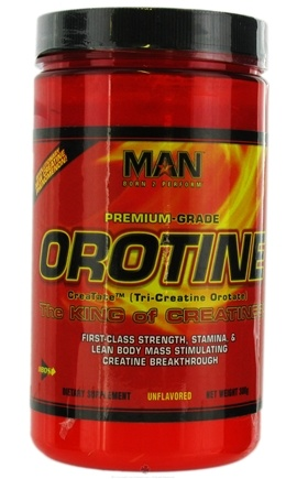 DROPPED: MAN Sports - Orotine - 300 Grams CLEARANCE PRICED