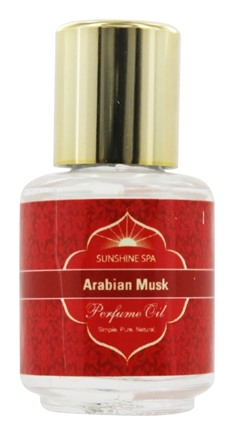 Sunshine Spa - Perfume Oil Arabian Musk - 0.25 oz.