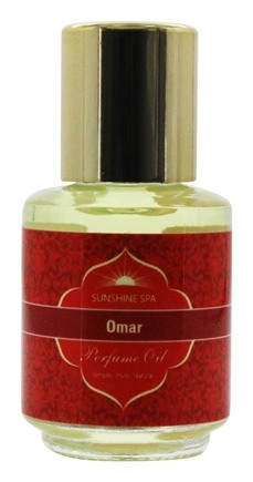 Sunshine Spa - Perfume Oil Omar - 0.25 oz.