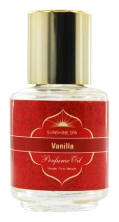Sunshine Spa - Perfume Oil Vanilla - 0.25 oz.