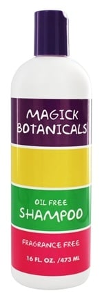Magick Botanicals - Shampoo Oil Free Fragrance Free - 16 oz.
