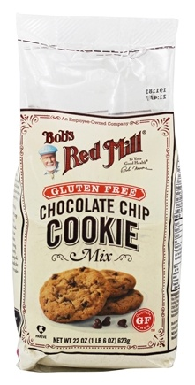 DROPPED: Bob's Red Mill - Gluten Free Chocolate Chip Cookie Mix - 22 oz.
