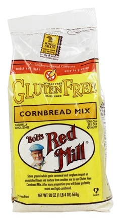 Bob's Red Mill - Gluten Free Cornbread Mix - 20 oz.