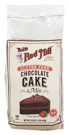 DROPPED: Bob's Red Mill - Gluten Free Chocolate Cake Mix - 16 oz.