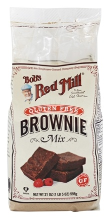 Bob's Red Mill - Gluten Free Brownie Mix - 21 oz.