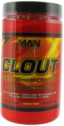 DROPPED: MAN Sports - Clout Thunder Punch - 600 Grams CLEARANCE PRICED