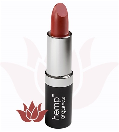 Colorganics - Hemp Organics Lipstick Black Cherry - 0.14 oz.