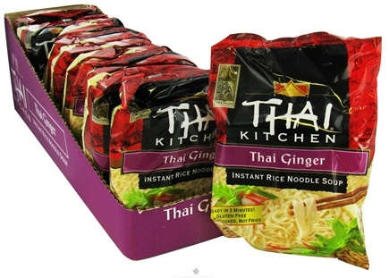 DROPPED: Thai Kitchen - Instant Rice Noodle Soup Thai Ginger - 1.6 oz. CLEARANCE PRICED