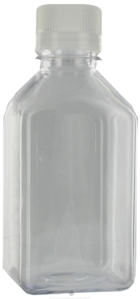 DROPPED: Nalgene - Transparent Lexan Square Storage Bottle - 16 oz. CLEARANCED PRICED