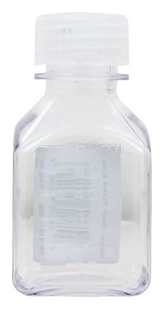 Nalgene - Transparent Lexan Square Storage Bottle - 2 oz.