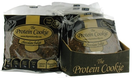DROPPED: Protein Bakery - The Protein Cookie Chocolate Fudge - 2.26 oz.