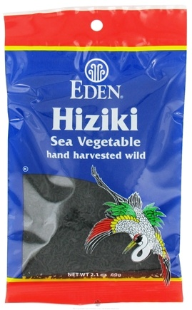 DROPPED: Eden Foods - Hiziki Sea Vegetable - 2.1 oz. CLEARANCED PRICED